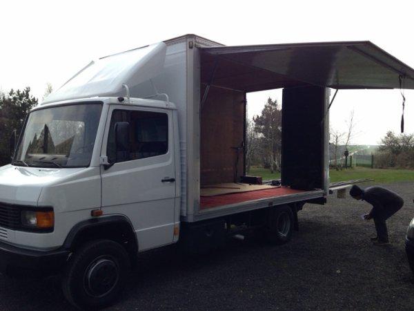 Un nouveau camion pour transporter la JEMA