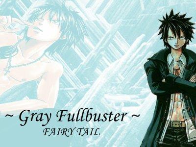 Grey Fullbuster