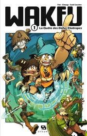 le tome 1 du manga wakfu