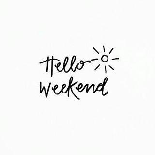 Un super week de 4 jours .♥