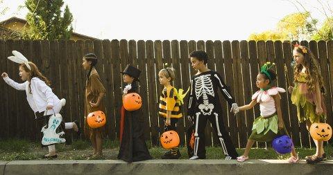 Halloween … au bal masqué  , ohé - ohé .