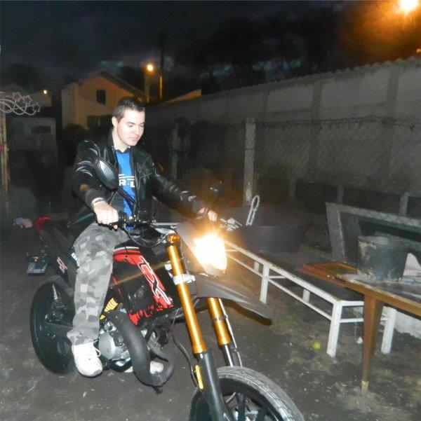 Mode motard