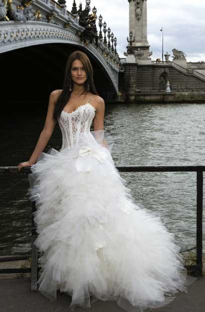robes - Ariane Quatrefages Photo Mariage