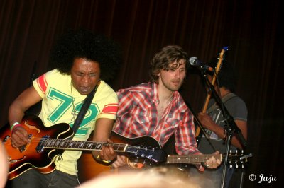 23.04.11 : Suarez - Wolfrock Festival - Sivry (B)