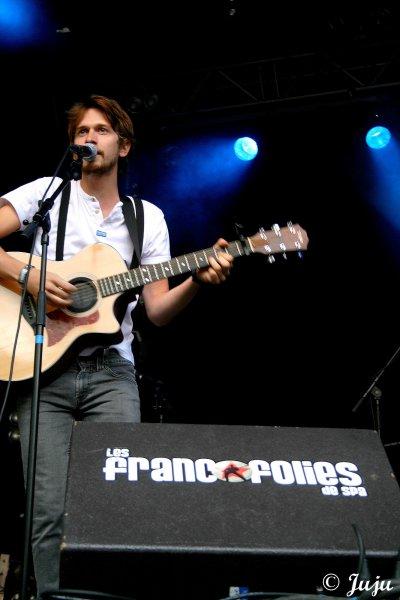 22.07.11 : Francofolies de Spa (Be) : Village Francofou : Lucy Lucy!