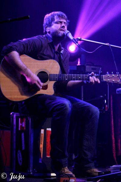 19.11.11 : Ian Kelly -  Live Act - Braine-l'Alleud (B)