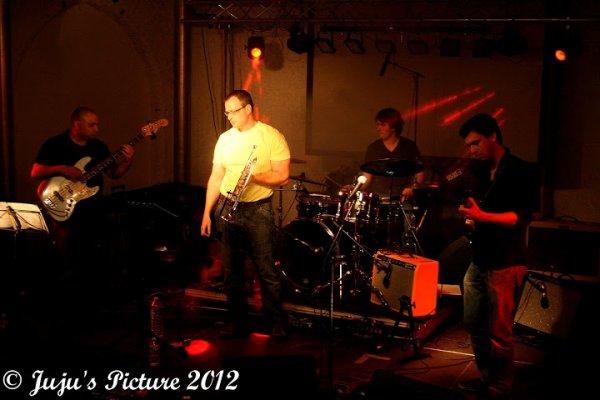 23.06.12 : Jazz for Friend & Lemon Straw & Saint André- Fête de la Musique à La Chapelle - Mons (B)