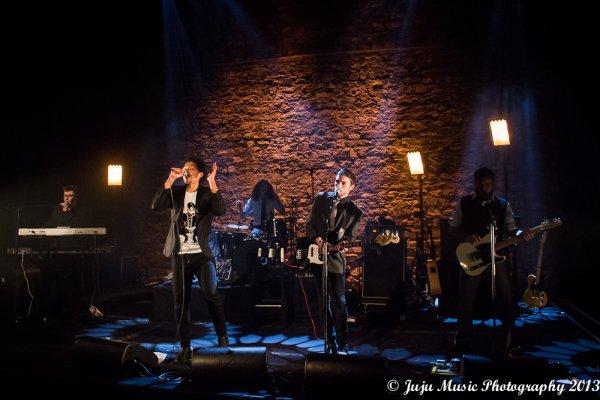 5.04.13 Anwar & Stéphan Rizon - au Café de la Danse - Paris (Fr)