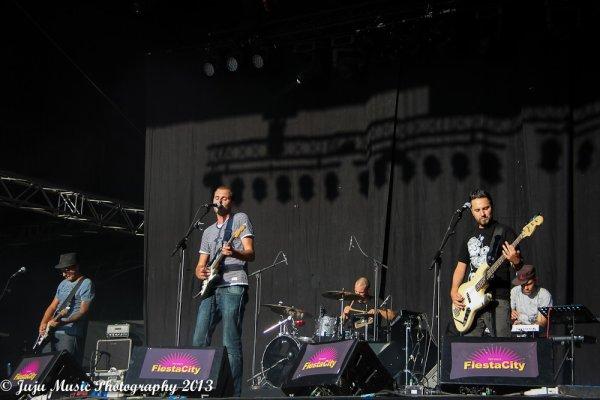 23.08.13 : Fiesta City : Abel Caine - Suarez - Verviers (B)