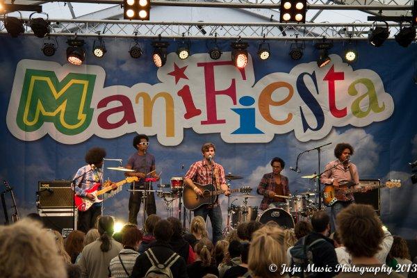 21.09.13 : Suarez - à Manifiesta - Bredene (B)