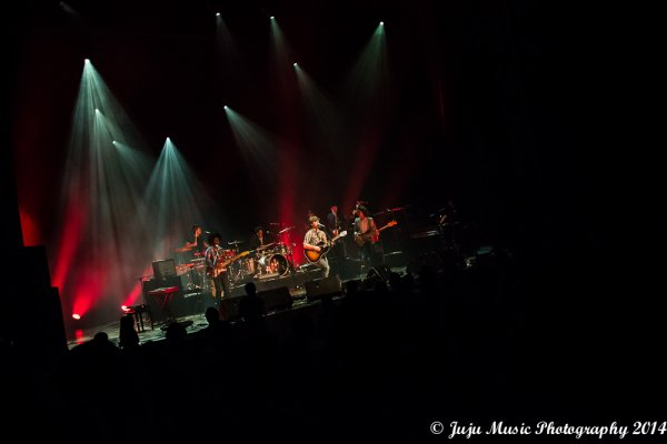 28.02.14 : Suarez - Mini concert au Théâtre Royal - Mons (B)