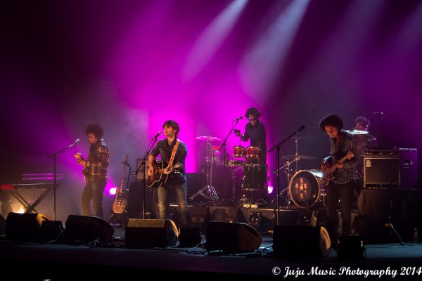 5.03.14 : Suarez & Lemon Straw - au Centre Culturel - Mouscron (B)