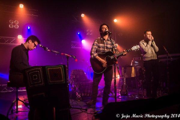 22.03.14 : Lemon Straw - au Festival Rock21 - Mont-Ste-Geneviève (B)