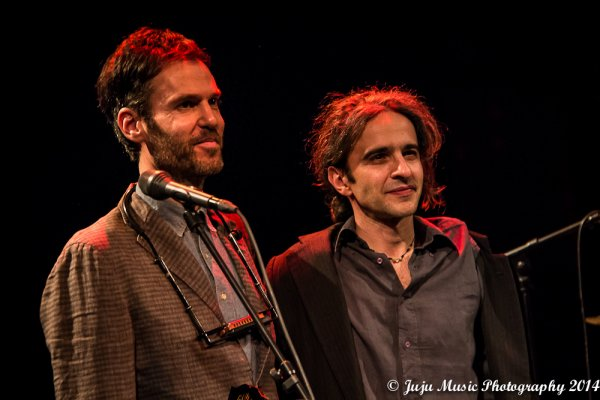 4.04.14 : Nicolas Michaux & Piers Faccini - aux Arbalestriers du Manège - Mons (B)