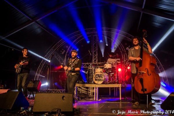 3.05.14 : Inc'Rock Festival à Incourt (Be) : Antoine Chance, Dalton Télégramme, Suarez, Bastian Baker, Kid Noize.