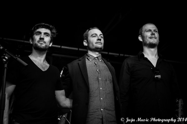 21.06.14 : Antoine Chance et Saint André - à la Fête de la Musique - Nivelles (B)