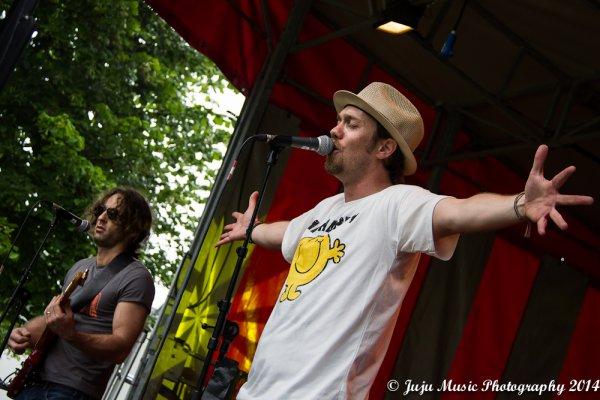 28.06.14 : Buenas Ondas - au Matnoir Festival - Marcinelles (B)