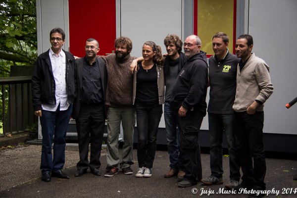 9.07.14 : Karim Baggili - au Brosela Festival - Bruxelles (B)