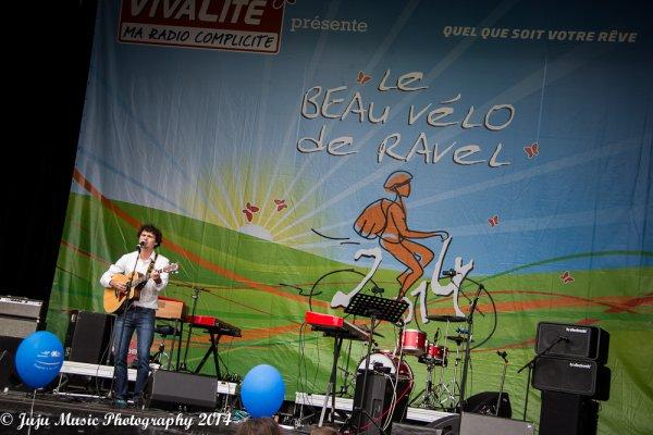 9.08.14 :  Beau Vélo de Ravel 2014 à Chimay (Be) : Thomas Vereecke, Epolo, Renan Luce.