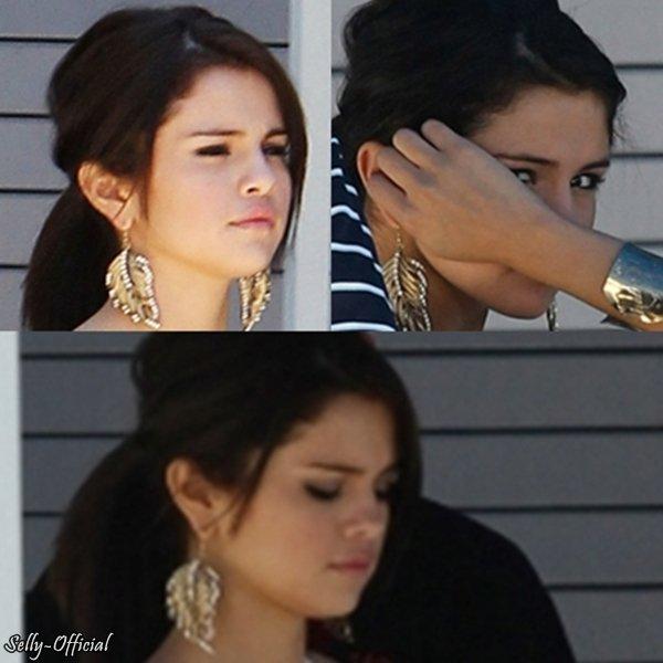 07-20-11: Selena Gomez dans Los Angeles