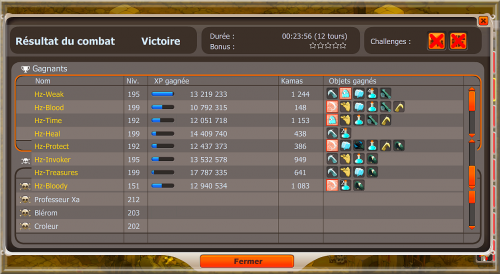 New Record Kolosso en Arene !