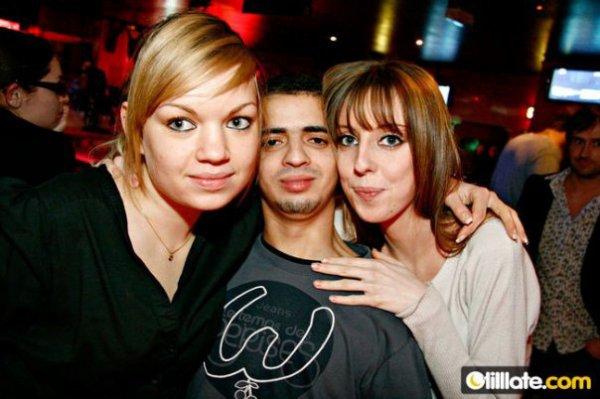 Lucie, christelle et moi ! :)