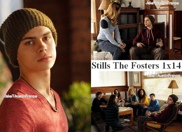 Stills de l'épisode 1x14 de The Fosters