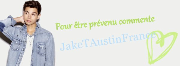 Jake était présent au Alliance for Children's Right Diner le 7 avril 2014.