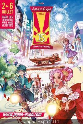 la japan expo 2014