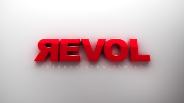 Urban Graphix presents : Re-Vol's Logo
