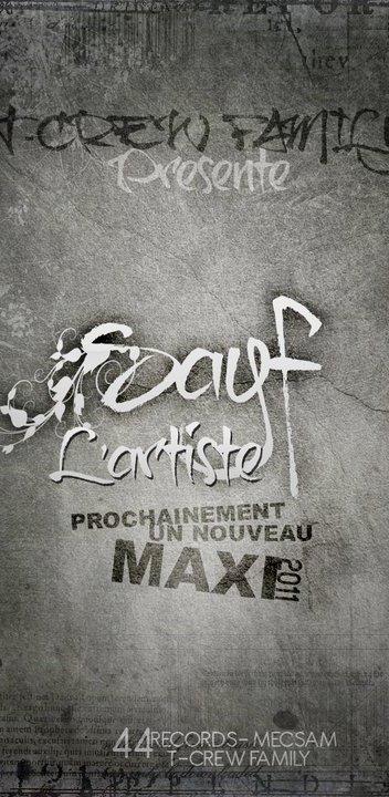Sayf L'Artiste : NOUVEAU MAXI PROCHAINEMENT ...