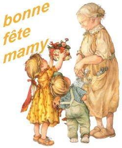 BONNE FETE MAMIE ET PAPY