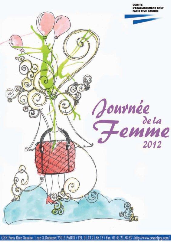 BONNE FETE A TOUTES LES FEMMES