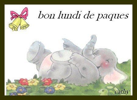 BON LUNDI DE PAQUES