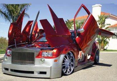 La rrolls tuning voiture tunning et voiture de luxe - Image de voiture tuning ...