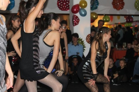 Bailar <3