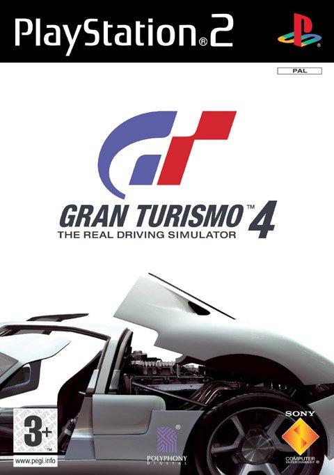 jeux ps2 gran turismo 4