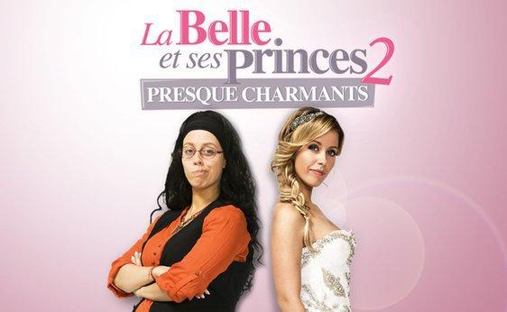 """N°2 """"La belle et ses princes presque charmants"""""""