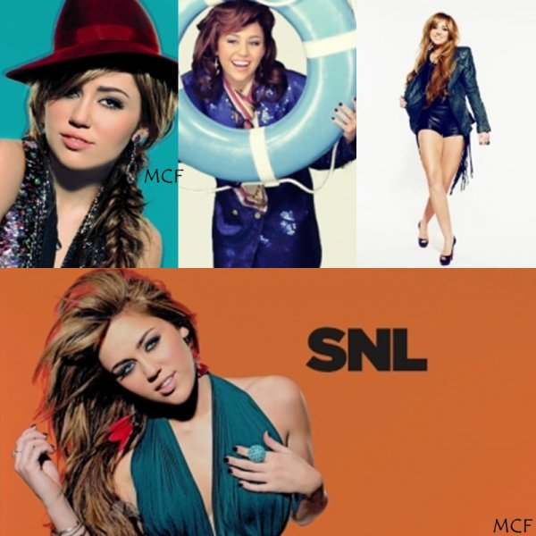 Le photoshoot réalisé pour l'émission SNL  « Saturday Night Live ».