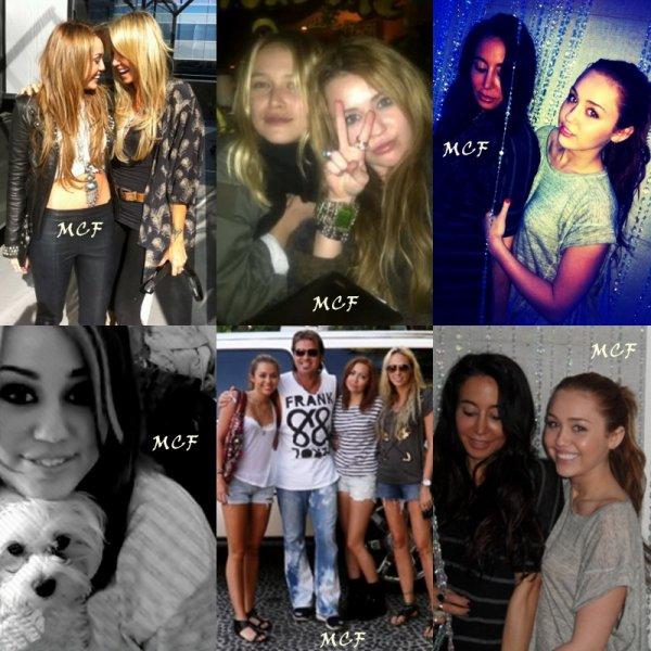 Nouvelles photos personnelles de Miley ! Et infos sur Corazón Gitano Tour !!