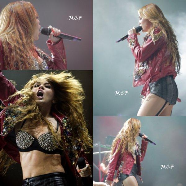 Gypsy Heart Tour à Rio de Janeiro, Brésil !!!