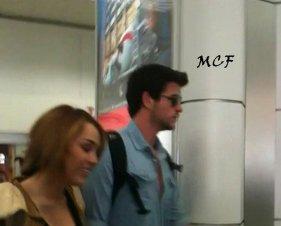 Miley & Liam : le retour !!!