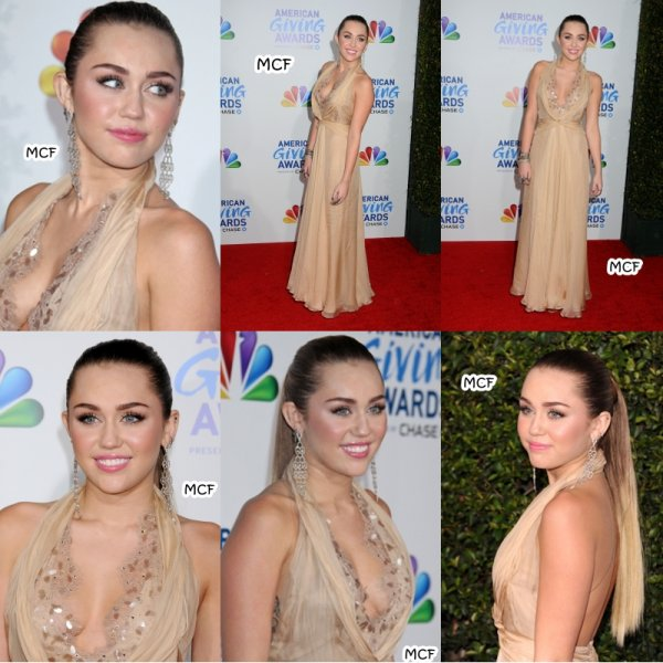 Miley aux American Giving Awards 2011 !!!
