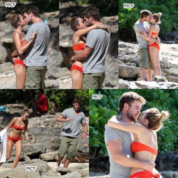 Miley & Liam sont inséparables !!!