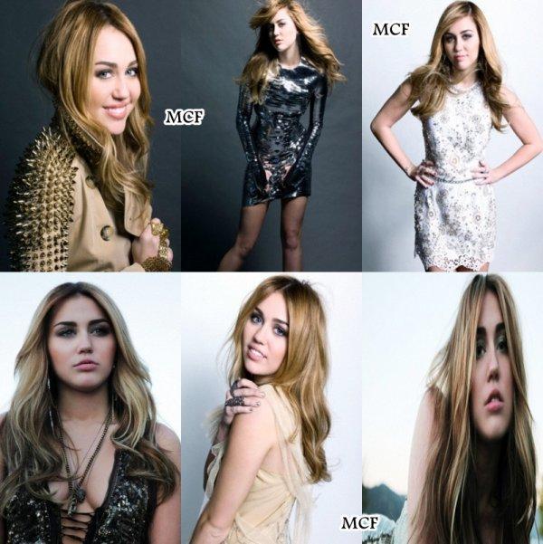 Nouvelles photos tirées du photoshoot que Miley a fait pour le magazine Marie Claire de l'année dernière !!!