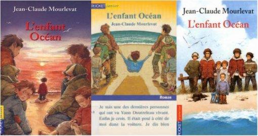 """MOURLEVAT, """"L'enfant Océan"""" - * Le jumeau de Poucet *"""