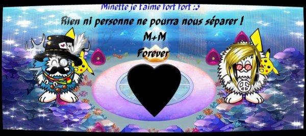 ♥♥  Minette ♥♥