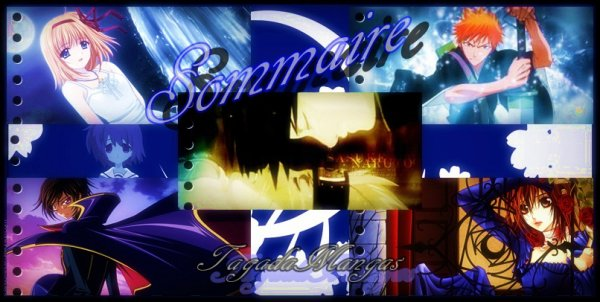 ~~~~~~~~~~~~~~~~~~~~~~~~~~~~~~~~~~~ Sommaire ~~~~~~~~~~~~~~~~~~~~~~~~~~~~~~~~~~~