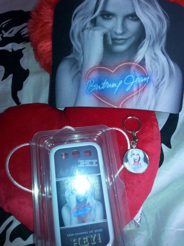 ღ Promo Britney Jean ღ