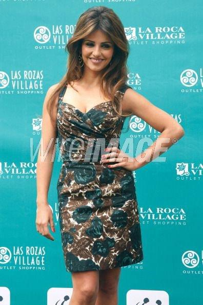 """Moni été présente le 13 avril à la promo de """"Las Rozas Village"""" , une ligne de mode !"""